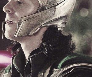 Marvel, loki, and Avengers image