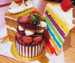 cakes, indonesia, and sweet image