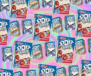 tumblr, yummy, and poptarts image