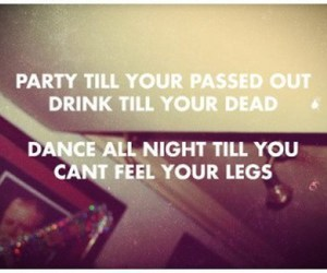 party, dance, and text image