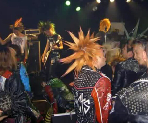 concert, Liberty spikes, and Mohawk image