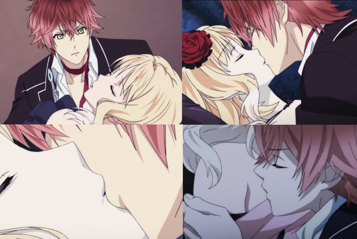 Image About Diabolik Lovers In Ayato And Yui By Carmen Grovyle Fan