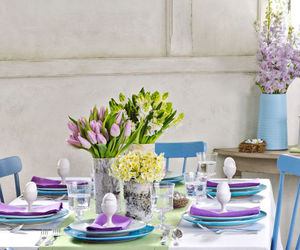 colors, decorations, and easter image