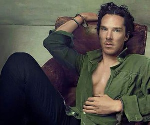 benedict, Hot, and man image