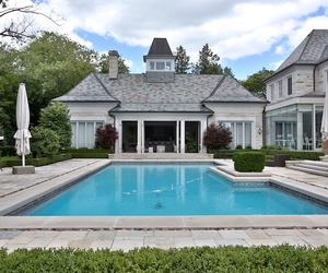 dream house, mansion, and house image