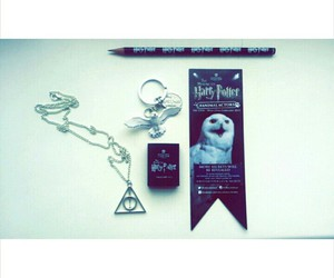 books, movies, and harry potter image