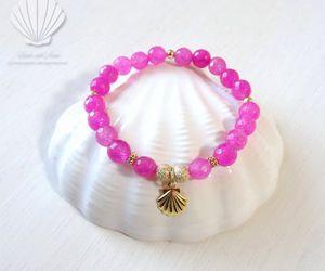 bracelet, fashion, and ocean image