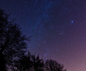 sky, photography, and stars image