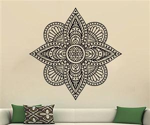 home decor, murals, and sticker image