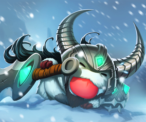 league of legends and tryndamere image