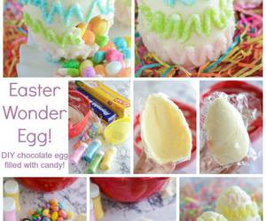 easter, easter egg, and food image
