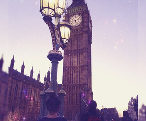 Big Ben, Dream, and london image