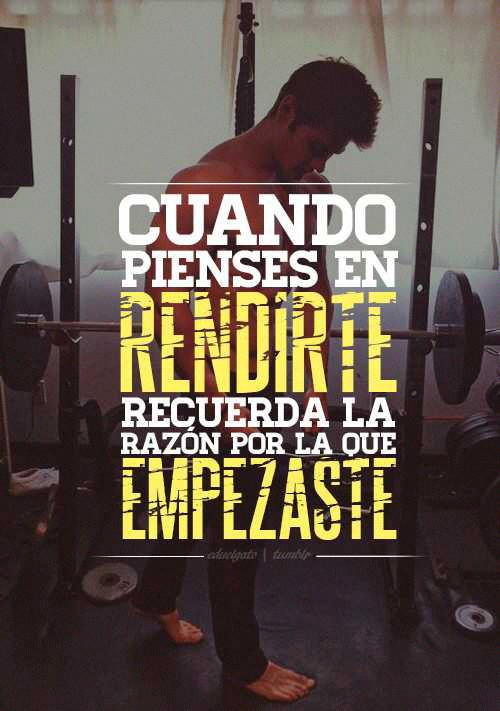 39 Images About Frases Gym On We Heart It See More About
