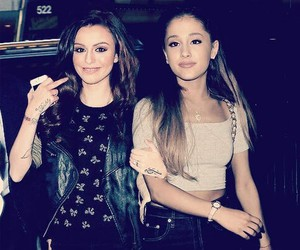 ariana grande and cher lloyd image