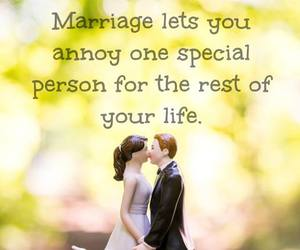 marriage, annoy, and special image