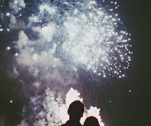 firework, people, and teen image