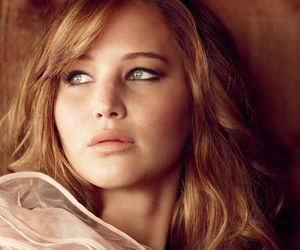 Jennifer Lawrence, actress, and hair image