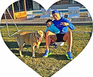 amor, Chica, and cristiano image