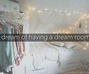 dream room, girly, and home image