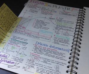 class, studyblr, and my life image