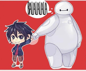 baymax, friendship, and cute image