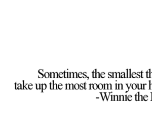 quote, winnie the pooh, and heart image