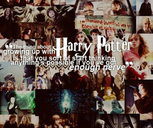 harry potter, book, and harrypotter image