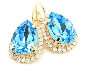 bling, diamond, and earrings image