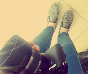 photography, shoes, and style image