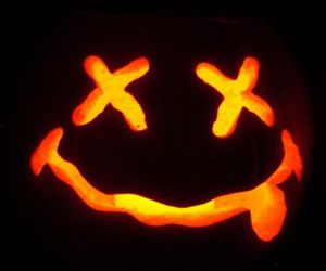 Halloween and nirvana image