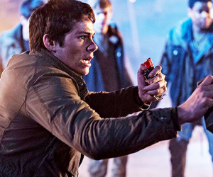 thomas and maze runner image