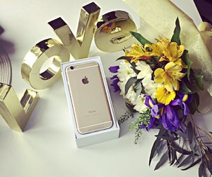 love, iphone, and fashion image
