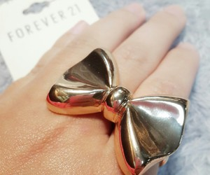 accessory, bow, and fashion image