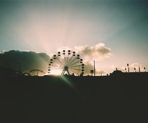 sky, vintage, and indie image