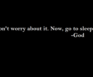 god, sleep, and happy image