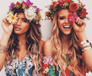 boho and hippies image