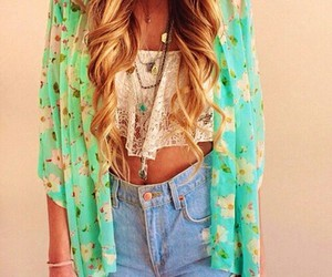 beautiful, hair, and outfit image