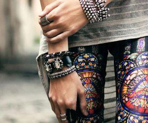 fashion, style, and bracelet image