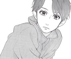 manga, hirunaka no ryuusei, and daytime shooting star image