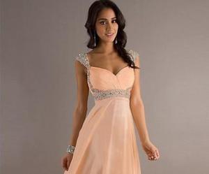 dress, prom dress, and Prom image