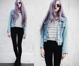 Dream, hair, and outfit image