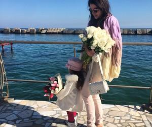 fashion, girl, and baby image
