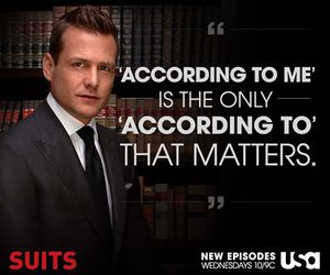 suits, harvey specter, and harvey image