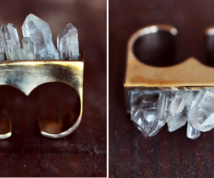 amazing, gold, and ring image
