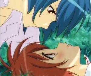 strawberry panic, amane, and nagisa image