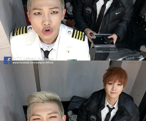 bts, suga, and rap monster image