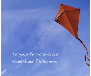 kite, books, and quotes image