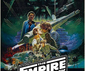 movie, poster, and star wars image