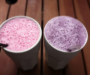 drink, pink, and purple image