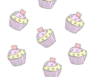 cupcakes and wallpaper image